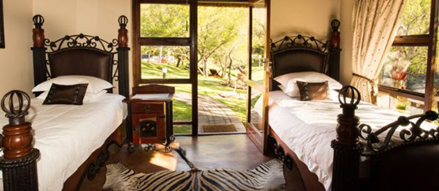 Indalu Game Reserve - Mossel Bay accommodation - Western Cape