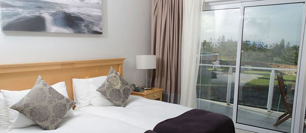 the point hotel, mossel bay