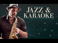 Jazz and Karaoke at Garden Route Casino